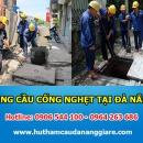 Dịch vụ hút hầm cầu, thông tắc cầu cống tại Đà Nẵng