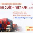 Dịch vụ vận chuyển hàng gia dụng Trung Quốc về Đà Nẵng tốt nhất
